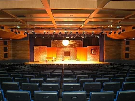 Reverberação: Teatro Positivo