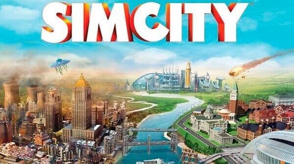 Jogos de construir: SimCity