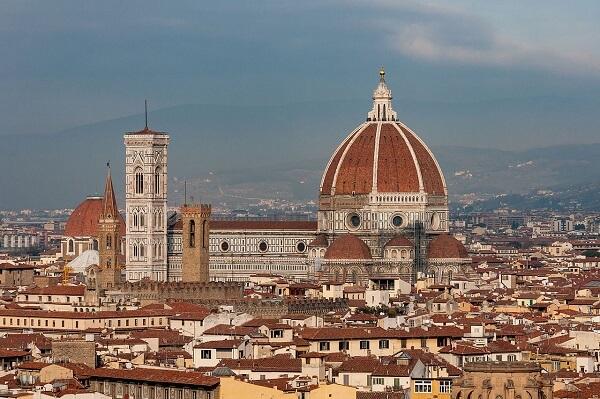 Arquitetura e Urbanismo: Catedral de Santa Maria del Fiore