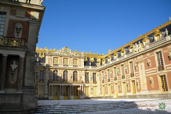 Arquitetura e urbanismo: Palácio de Versalhes