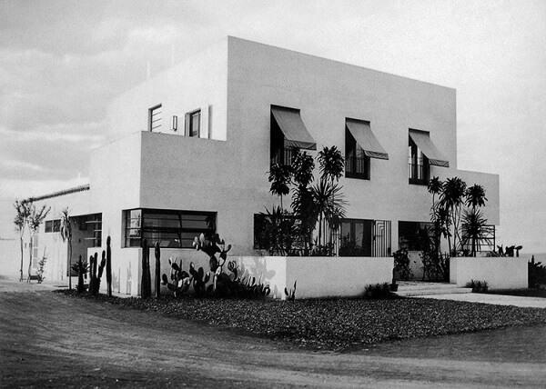 Arquitetura e Urbanismo: casa modernista