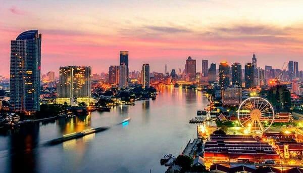 Maiores cidades do mundo: Bangkok
