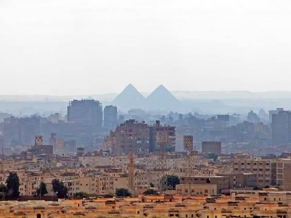 Maiores cidades do mundo: Cairo