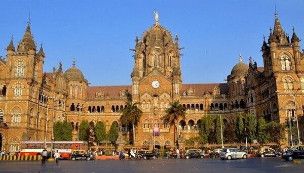 Maiores cidades do mundo: Chhatrapati Shivaji Terminus