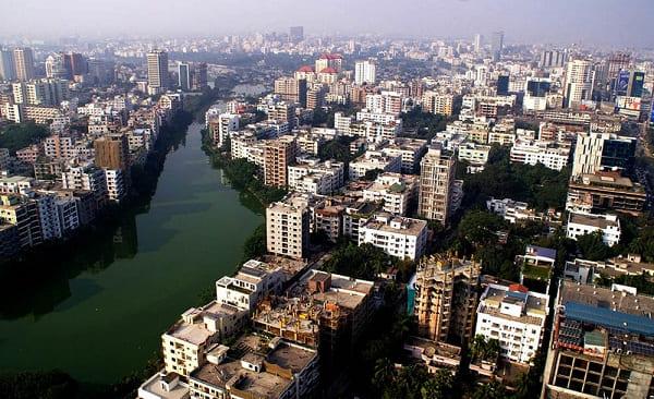 Maiores cidades do mundo: Daca