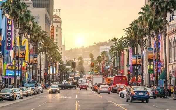 Maiores cidades do mundo: Los Angeles