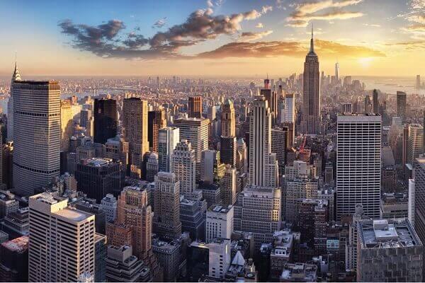 Maiores cidades do mundo: Nova York