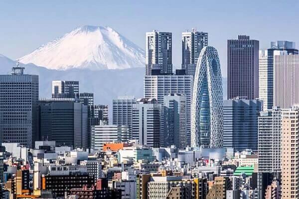 Qual a maior metrópole do mundo: Tóquio (foto: Pinterest)