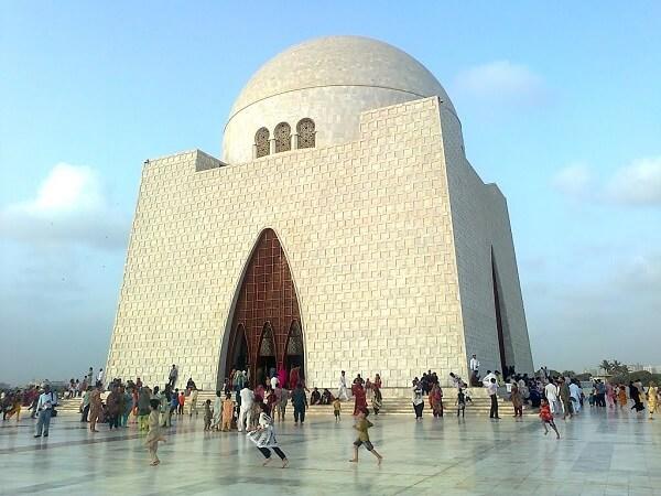 Maiores cidades do mundo: mausoléu de Muhammad Ali Jinnah