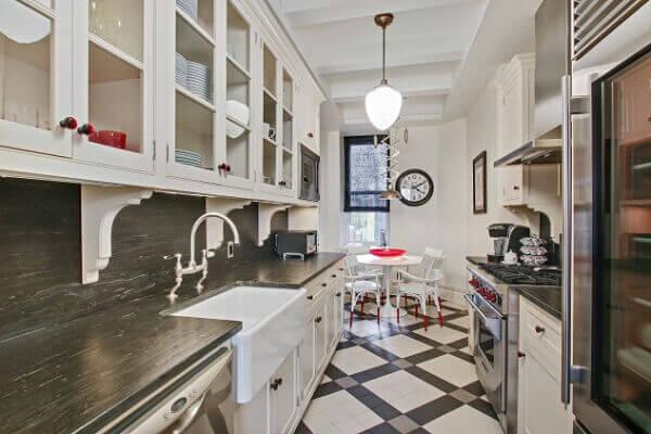Penthouse de Antonio Banderas (cozinha)