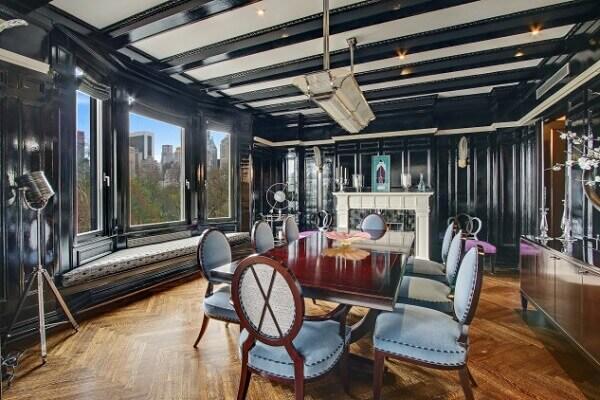 Penthouse de Antonio Banderas (sala de jantar)