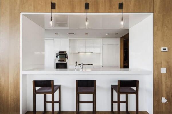 Penthouse de Justin Timberlake (cozinha)