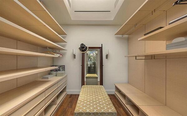 Penthouse de Meryl Streep (Closet)