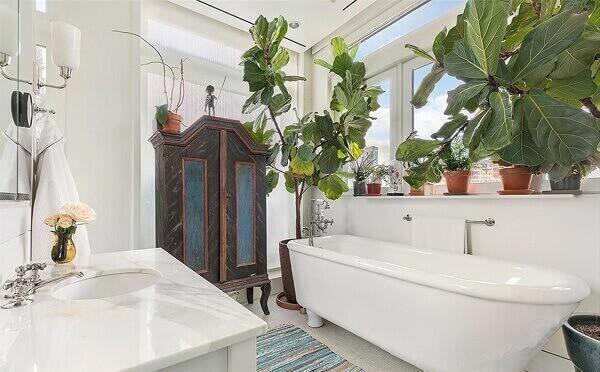 Penthouse de Meryl Streep (banheiro)