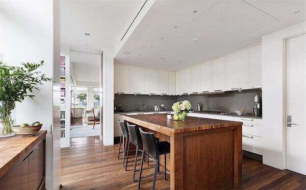 Penthouse de Meryl Streep (cozinha)