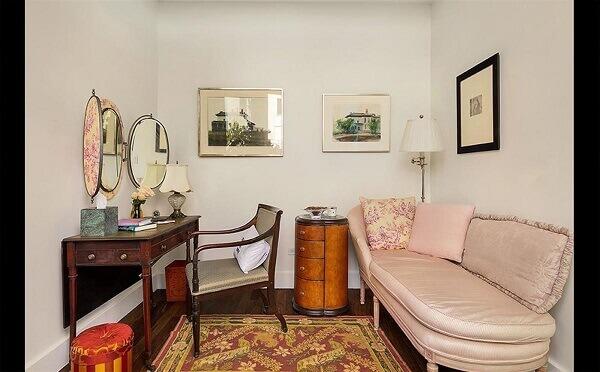 Penthouse de Meryl Streep (sala de descanso)