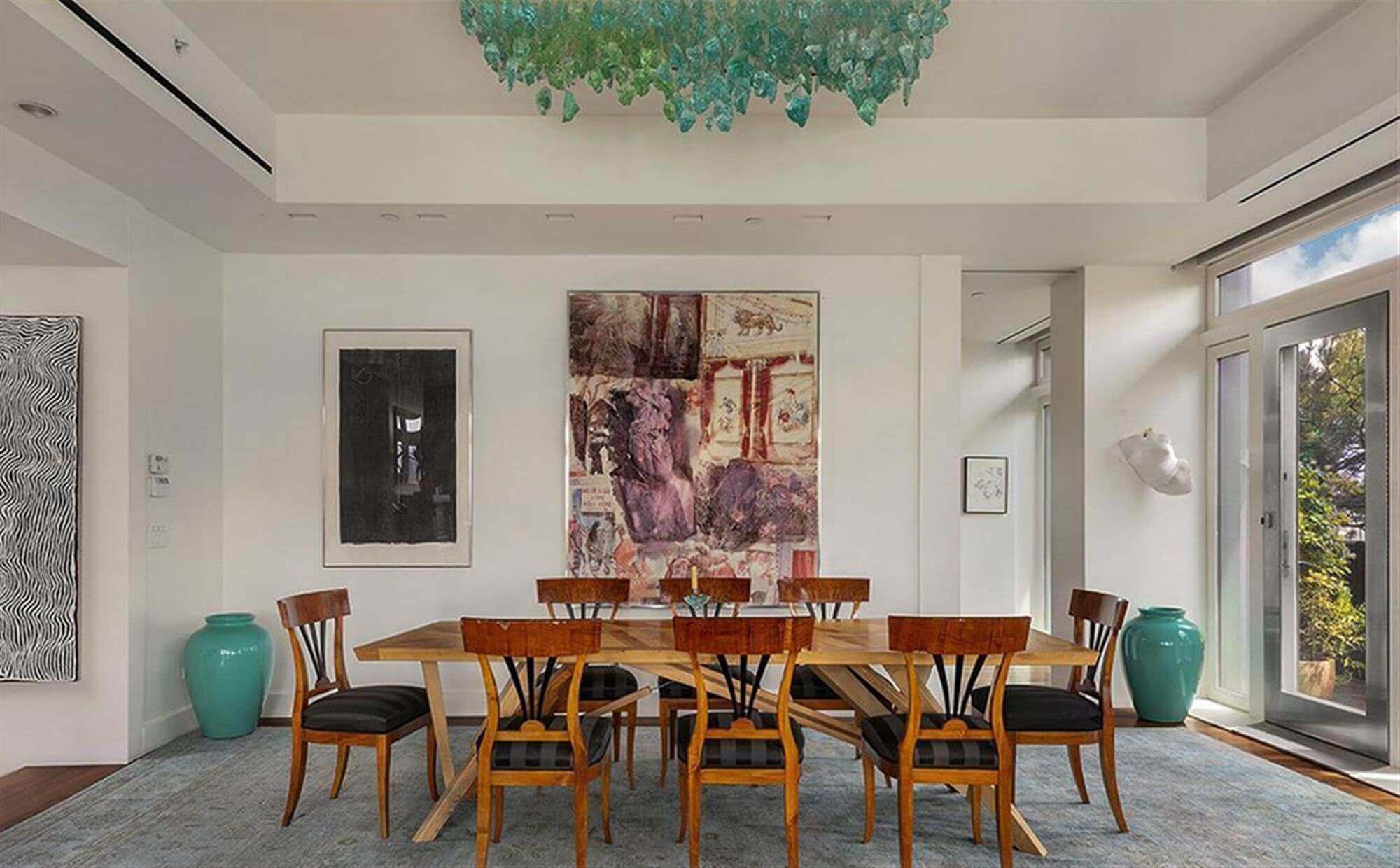 Penthouse de Meryl Streep (sala de jantar)