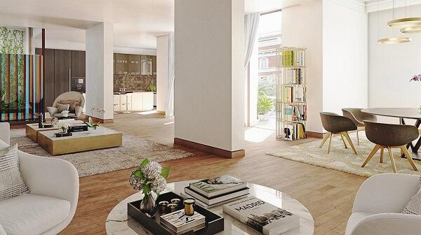 Penthouse na Espanha