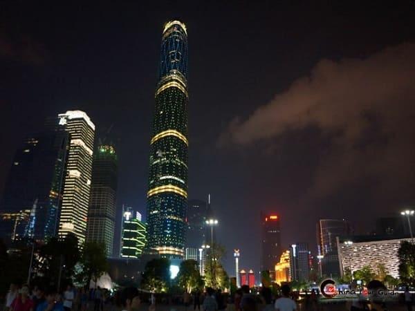 Maiores cidades do mundo: Guangzhou-Foshan