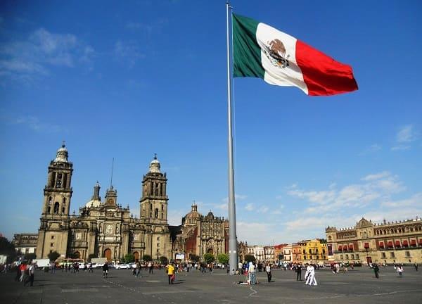 Maiores cidades do mundo: México