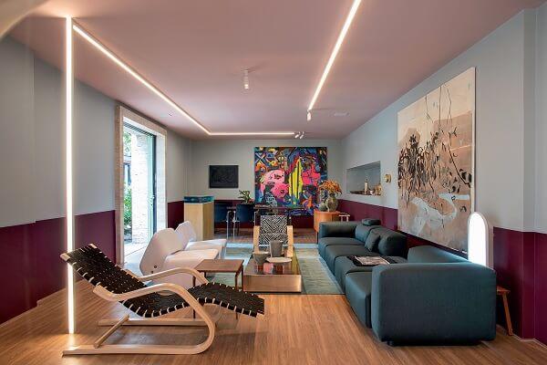 CASACOR 2019: Corel Hotel Profissional (Pedro Lázaro)