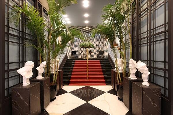 CASACOR 2019: espaço Foyer Bienvenue - hall de entrada