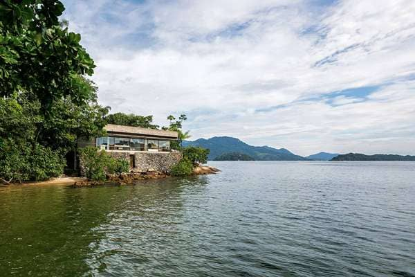 Paulo Mendes da Rocha: Casa Gerber (foto: Revista Projeto)