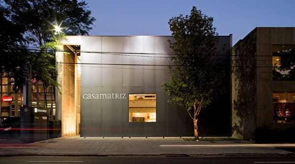 Paulo Mendes da Rocha: Loja Casamatriz (foto: Revista Projeto)