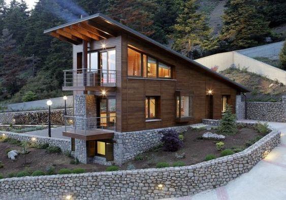 Cálculo de telhado: telhado de uma água