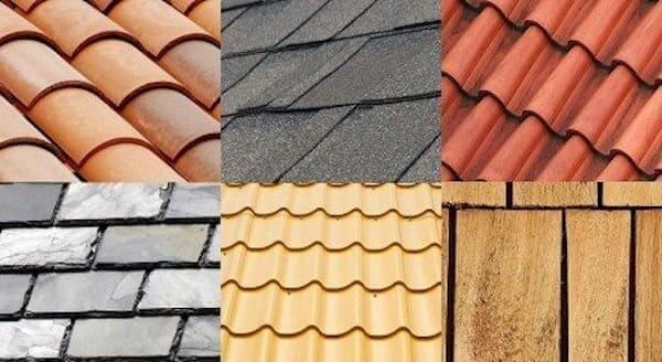 Cálculo de telhado: tipos de telhado