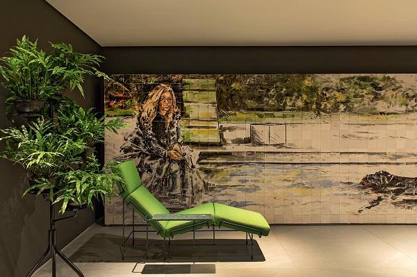 CASACOR 2019: espaço Lounge Bauhaus 100 anos profissional (Tuffi Mousse)
