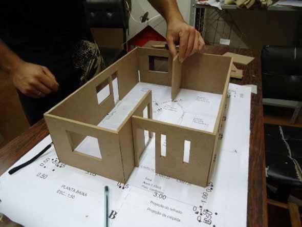 Como fazer uma maquete: passo a passo