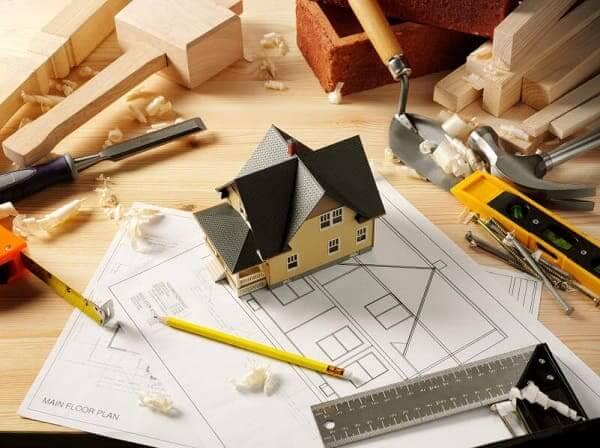 Desenhos de arquitetura: planta baixa é um exemplo