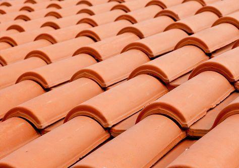 Inclinação de telhado: telha cerâmica é a mais usada no Brasil
