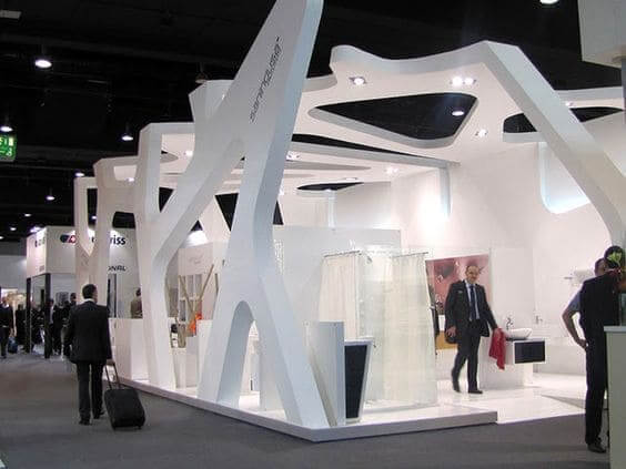 O que faz um arquiteto: design com stand diferenciado chama a atenção