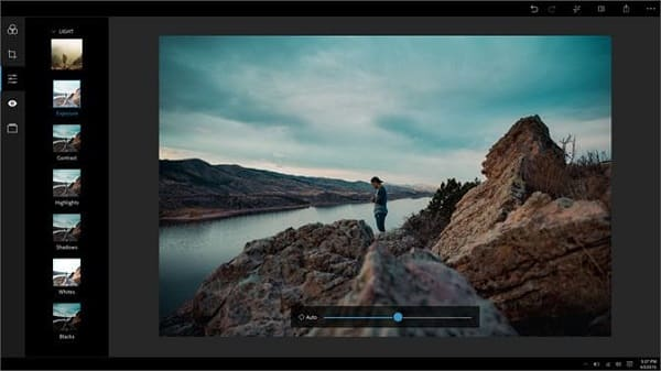 Editor de fotos profissional: filtros do Adobe Photoshop Express