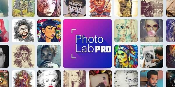Editor de fotos profissional: Photo Lab Pro