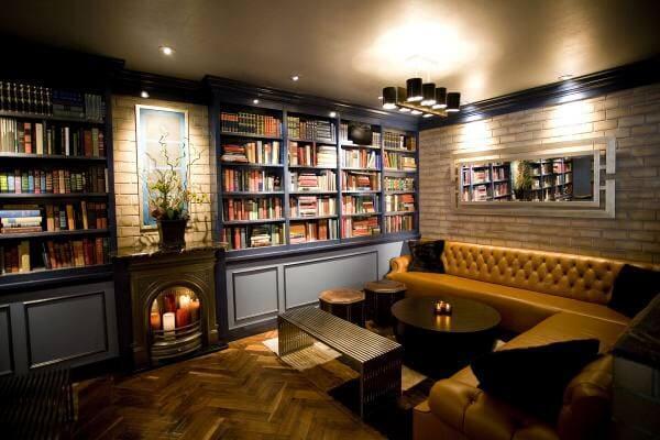 O que faz um arquiteto: sala de estar com iluminação