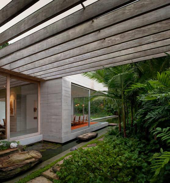 Isay Weinfeld: Casa Yucatán – Jardim