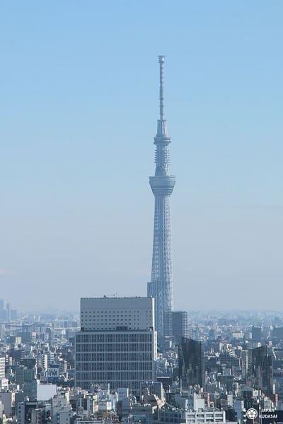 Torre mais alta do mundo: Tokyo Skytree
