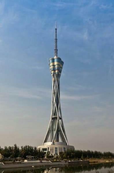 7b6f33f319a6 Torre mais alta do mundo: Confira o incrível TOP 10!
