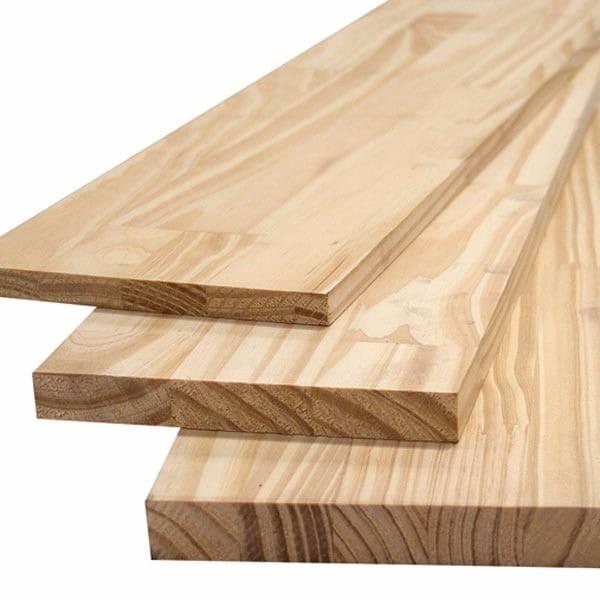 Wood frame: Pinus é a madeira mais indicada