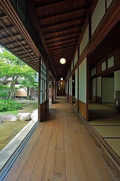 Casa japonesa: Engawa