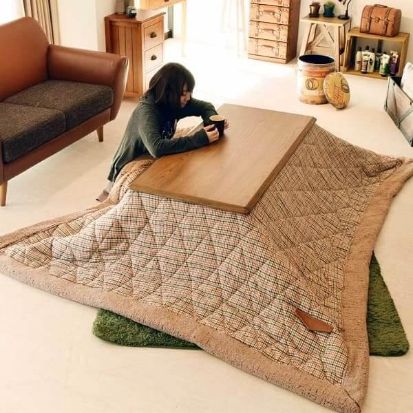 Casa japonesa: Kotatsu