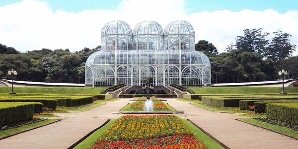 Jaime Lerner: Jardim Botânico