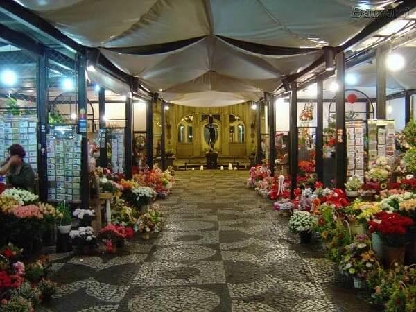 Jaime Lerner: Mercado das Flores