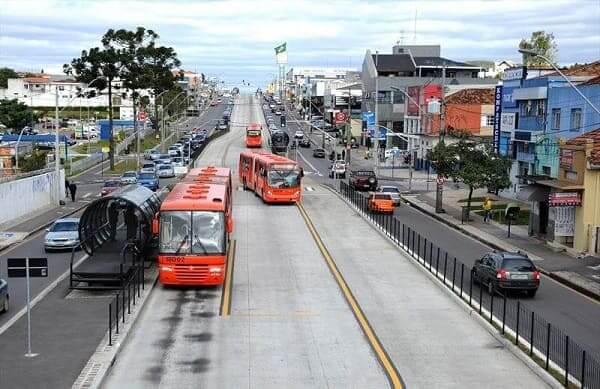 Jaime Lerner: Sistema de Transporte Coletivo de Curitiba