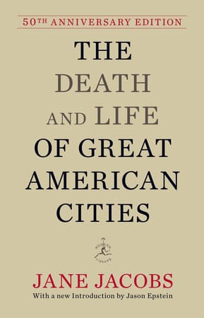 Jane Jacobs Morte e Vida de Grandes Cidades (The Death and Life of Great American Cities)