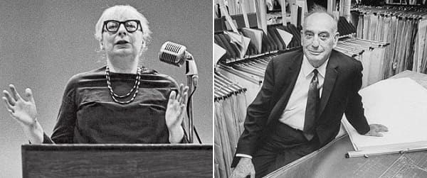 Jane Jacobs e Robert Moses: o embate do século no urbanismo