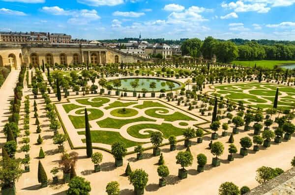 Parque da Independência: Jardim de Versalhes, inspiração para o Jardim do Parque da Independência